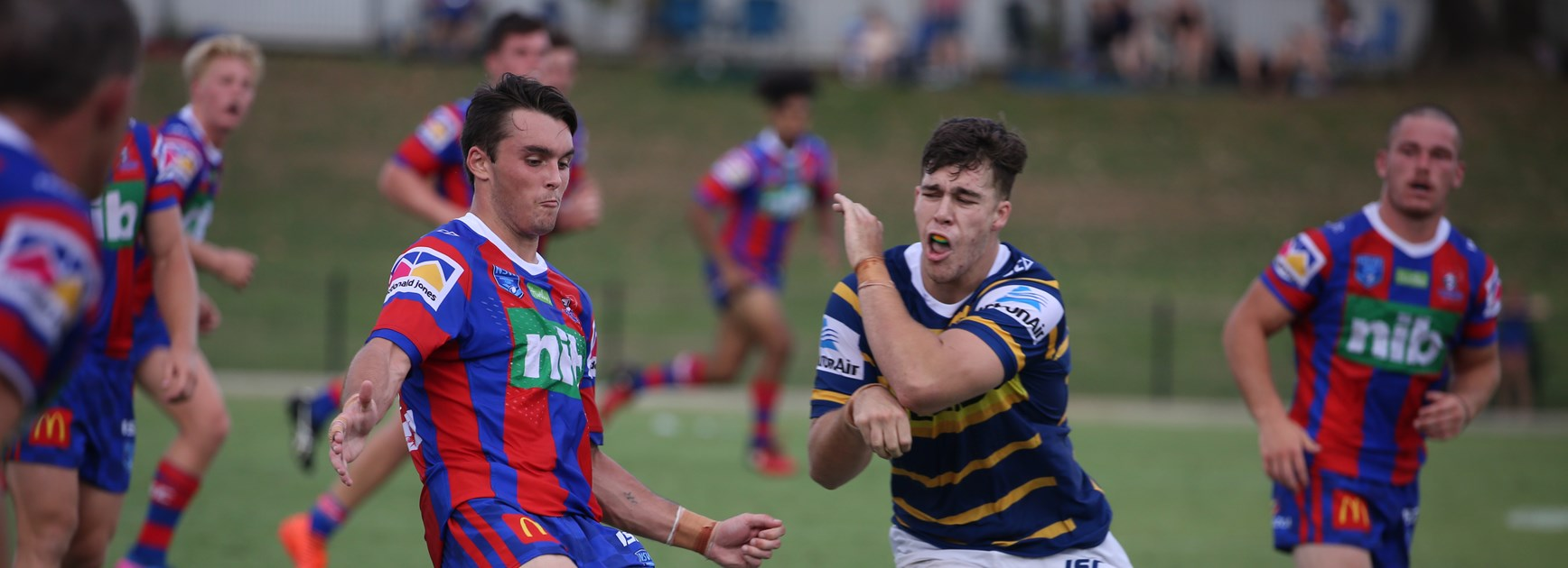 Knights name strong Round 18 Jersey Flegg side