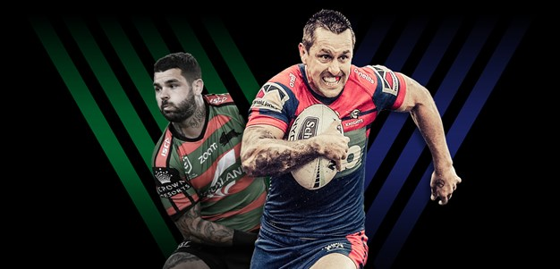 Knights v Rabbitohs finals Wk1 team list