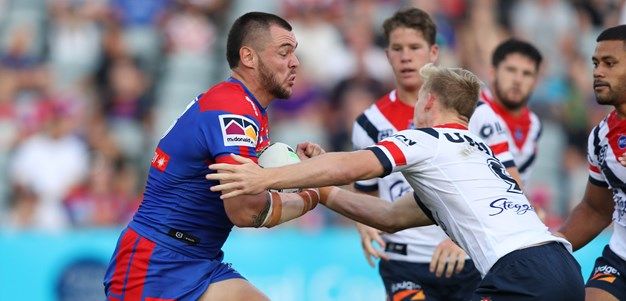 Re-live: Knights roast Roosters in Gosford