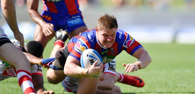 ISP Knights bested by Dragons at home