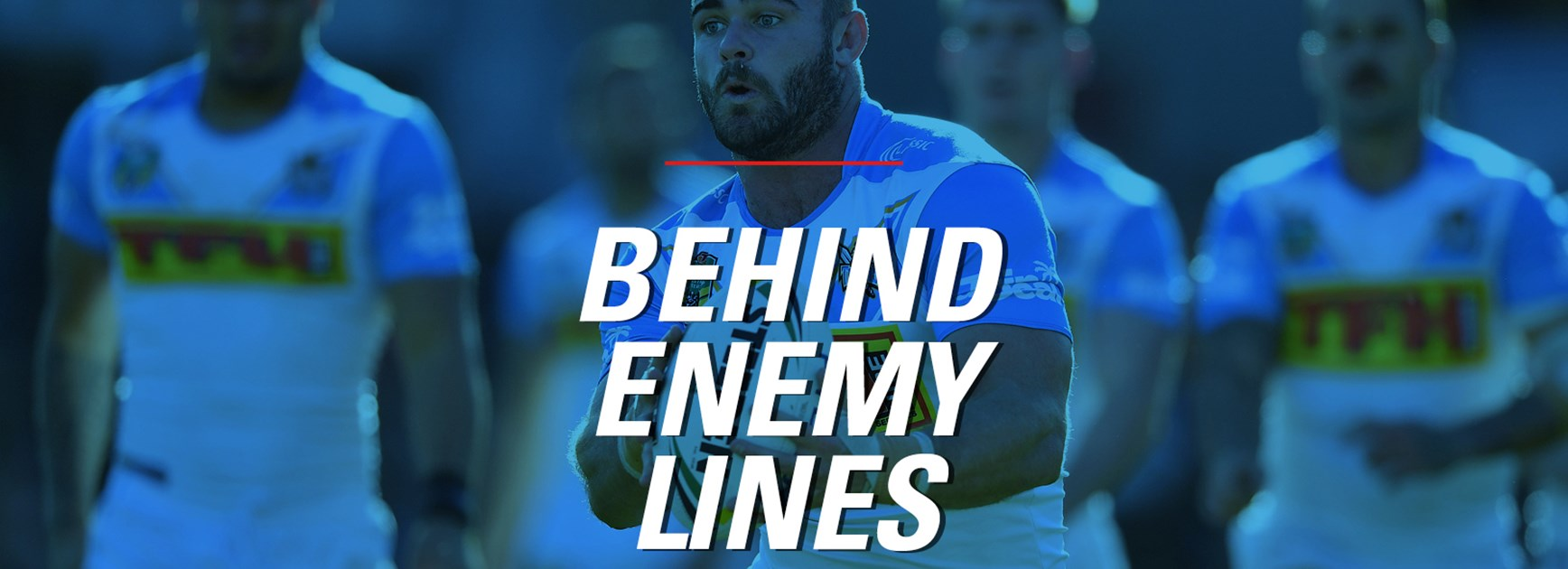 Behind Enemy Lines Round 19: Titans motivation to finish strong