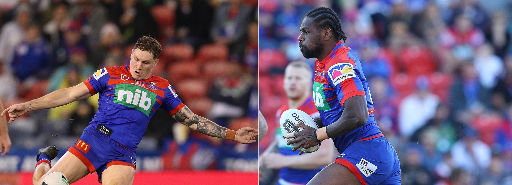 Injury update: Results on Mann's knee and Lee recovery