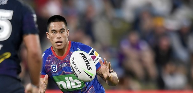 Two Knights charged by NRL Match Review
