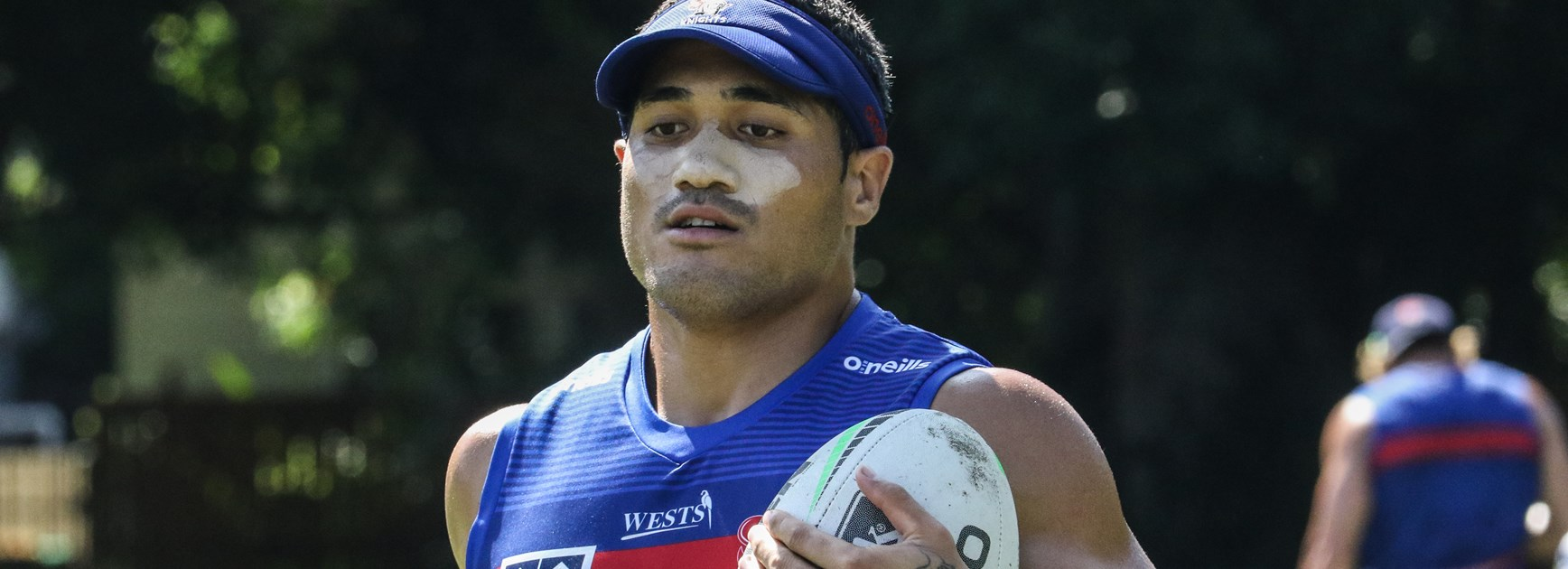 Mata'utia at home in new role