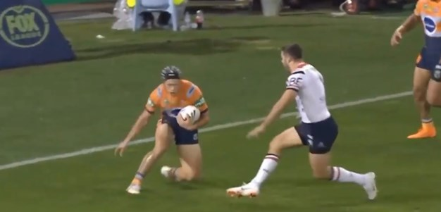 Flashback: The ankle breaker and epic try saver