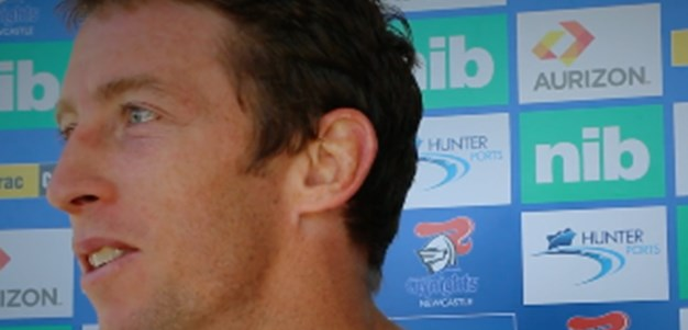 Round 18 Kurt Gidley press conference