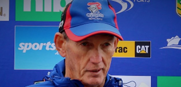 Press Conference - Wayne Bennett Rd 20