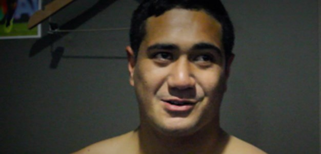 In the Sheds: Mata'utia brothers and Leilua
