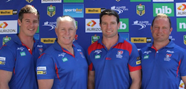 Press Conference: Newcastle Knights announce coaching roster