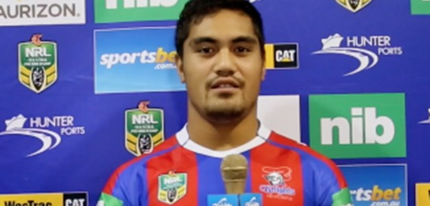 Player Profile - Pat Mata'utia
