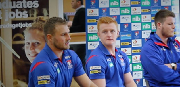 Rochow in NRL Academic Team of the Year