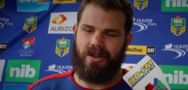 Press Conference: Adam Cuthbertson Rd 26