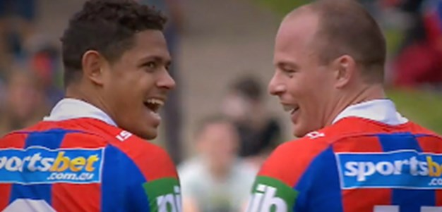 In the Sheds: Dane Gagai Rd 26