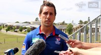 Press conference: Mitchell Pearce on Eels trial