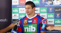 Press conference: Jacob Lillyman on Eels trial