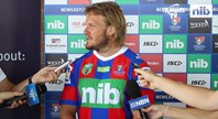 Press conference: Nathan Ross on Eels trial