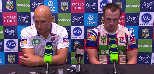 Post-match press conference: Round 3