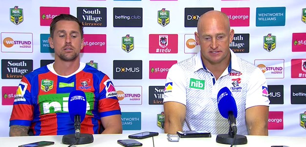 Post-match press conference: Round 4