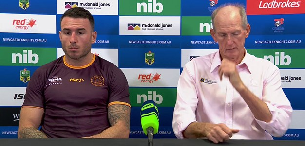 Post-match press conference: Brisbane Broncos