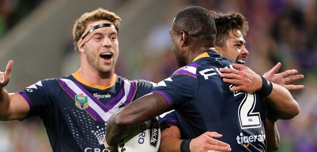 Match highlights: Storm v Knights