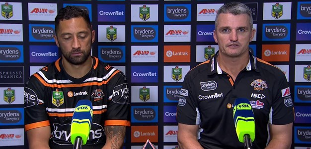 Post-match press conference: Wests Tigers
