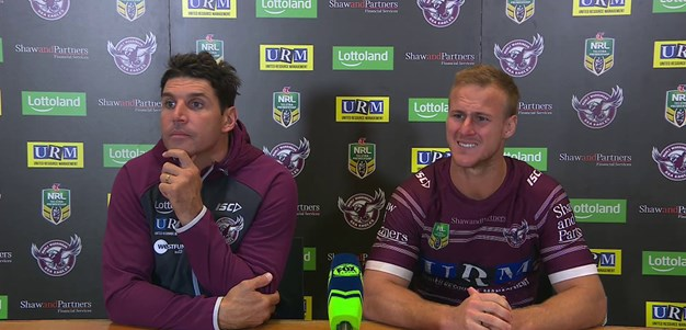 Manly Sea Eagles Press Conference - Round 8
