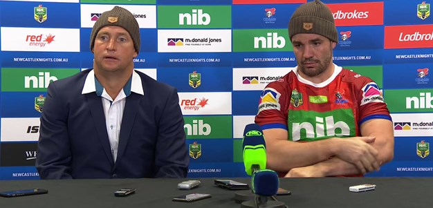 Post-match press conference: Round 12