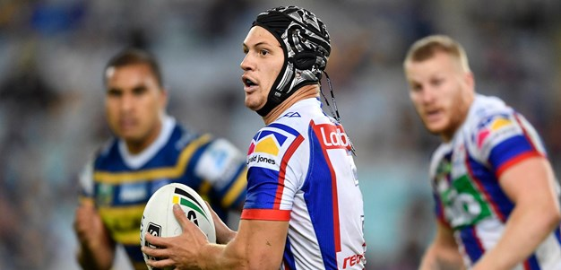 Match Highlights: Knights dominate at ANZ