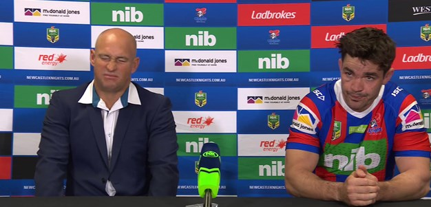 Press conference: Where it went wrong, Ponga Origin ready