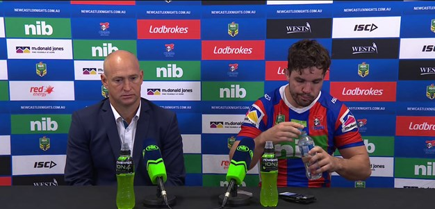 Injury setback; Brown addresses Ponga and Griffin condition