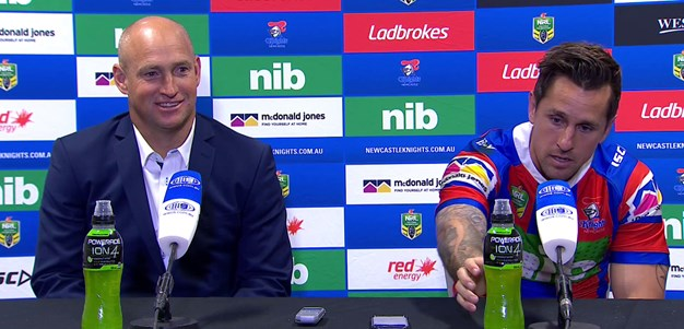 Brown presser: Pearce comeback, the win, injury update