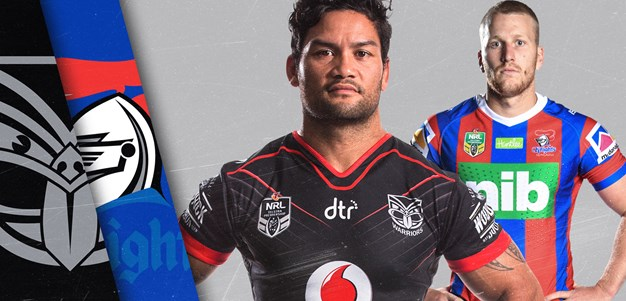 Warriors v Knights - Round 22 preview