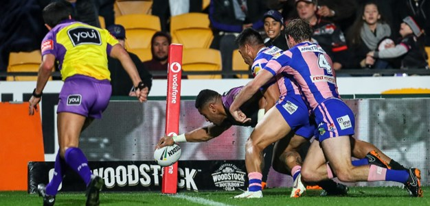 Match Highlights: Warriors topple Knights