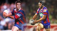 The past and the present: Johns v Ponga