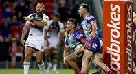 Knights on red alert for explosive Panthers