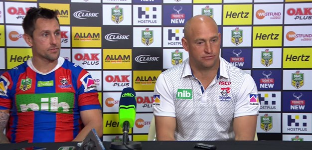 Brown: Ponga's No.6 switch, incredible defensive effort