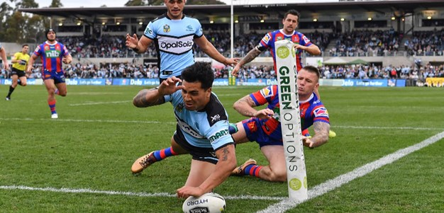 Round 24 highlights: Title contenders too strong