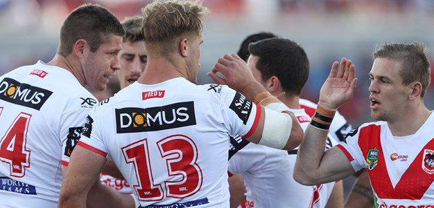 Match Highlights: Dragons too strong for Knights
