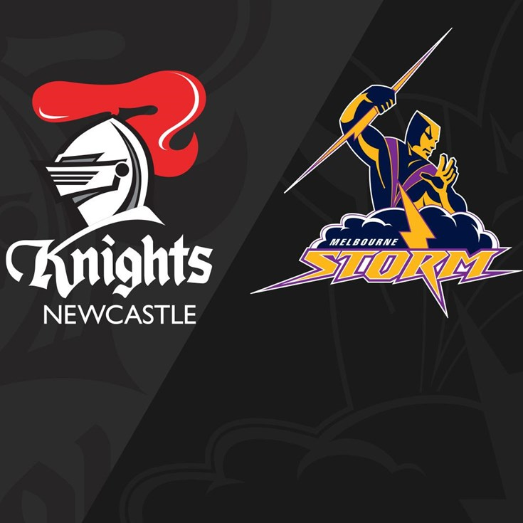 Full Match Replay: Round 15 Knights v Storm