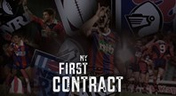 My First Contract: Bill Peden