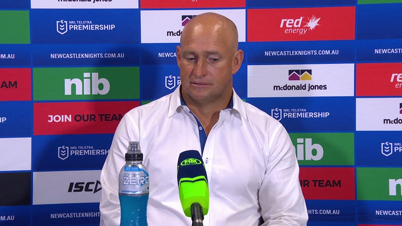 Brown: 'We won and Pearce and Ponga weren't stars'