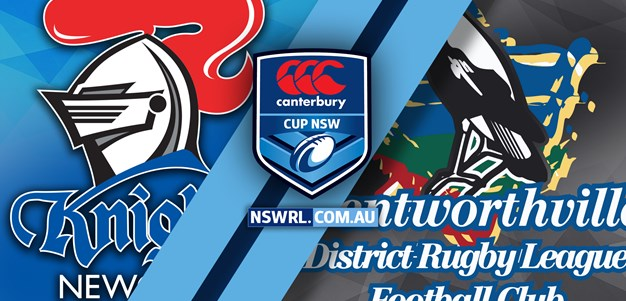 CC Highlights : Newcastle v Wentworthville RD 7