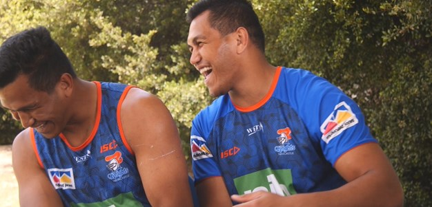 How well do the Saifiti twins know each other?