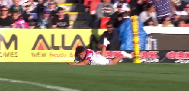 WATCH: Welcome to the NRL, Starford To'a