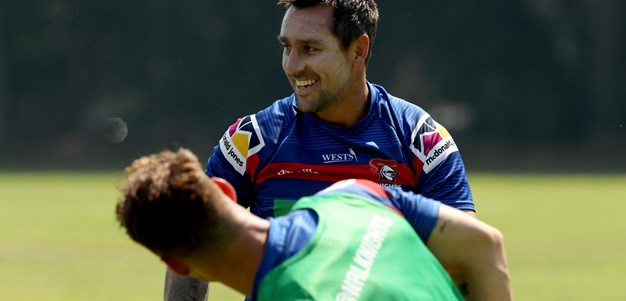 Pearce excited by Brailey partnership