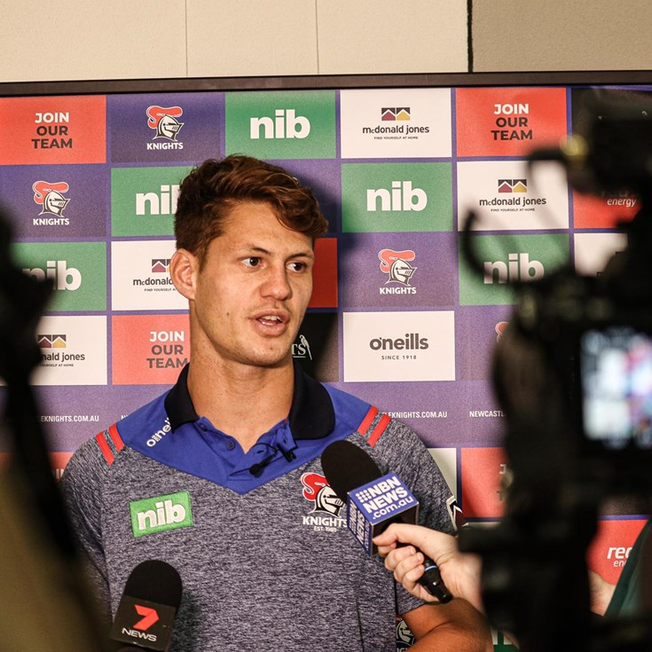 Ponga: Goal kicking, Val Holmes and giving back