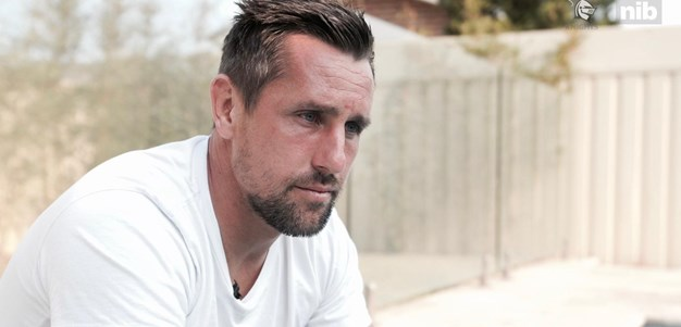 Watch: One on one with Mitchell Pearce