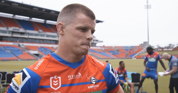 Brailey: Settling in, Pearce combo and pressure