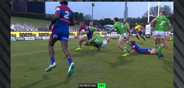 Watch: Best muscles over from scrum