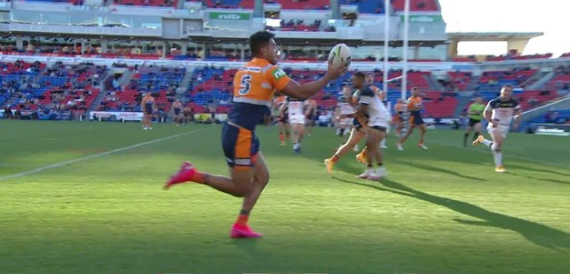 Ponga puts Hunt in for the opener